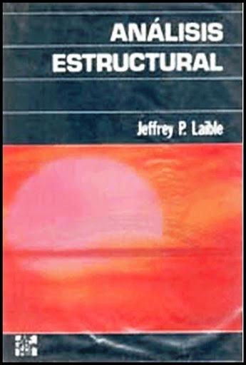 Análisis estructural – Jeffrey P. Laible
