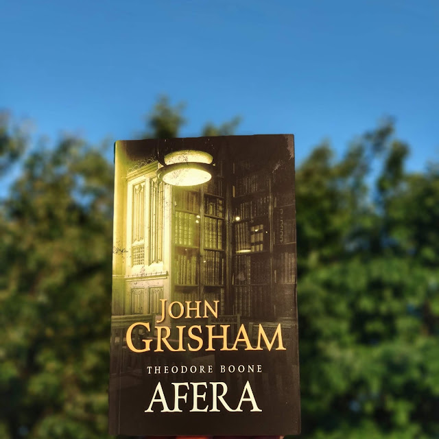 Afera – John Grisham