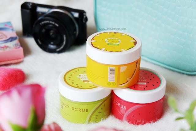 Emina, Emina cosmetics, Local Product, Lulur, Lulur Indonesia, Luluran, Perawatan Kulit, Produk emina, Skin Care,