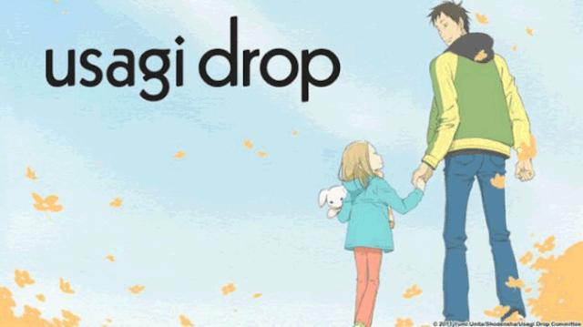 Usagi Drop - Anime Mirip Hinamatsuri