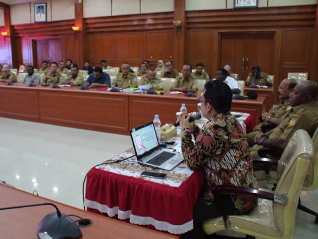 Cegah KKN di Papua, KPK Lakukan Pendampingan Lima Kabupaten
