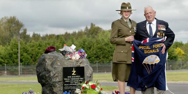 Australia honoursNew Zealand commandos who waged guerrilla war in WWII
