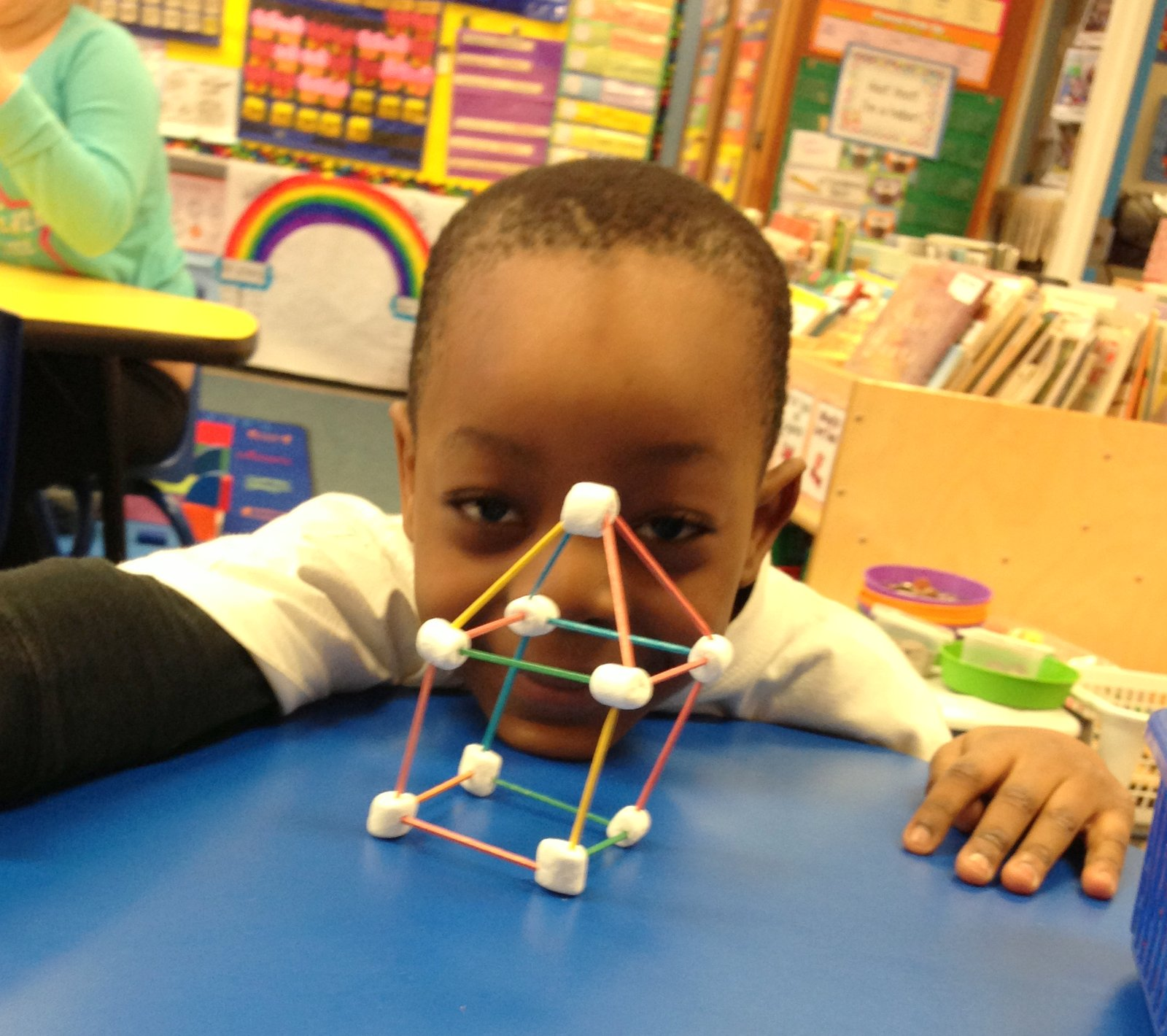 Mrs Sorenson S First Grade Exploring 3 D Shapes