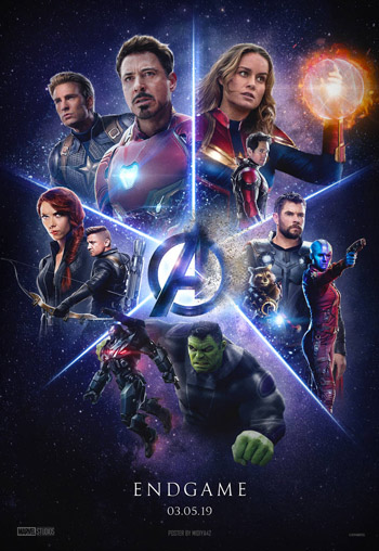 Avengers Endgame 2019 Dual Audio Hindi HD DVD Rip Full Movie