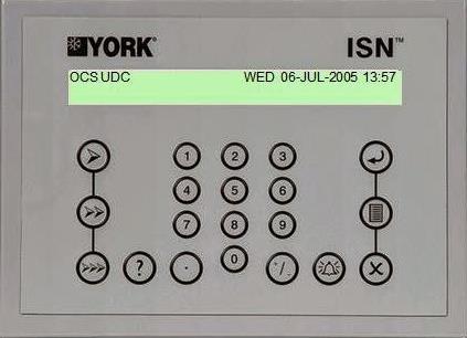 ISN-ConneXsys: ISN Keypad / Display