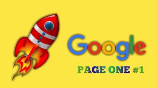 agar blog masuk halaman pertama google