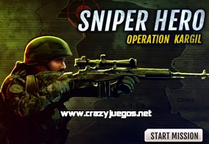 Jugar Sniper Hero Operation Kargil
