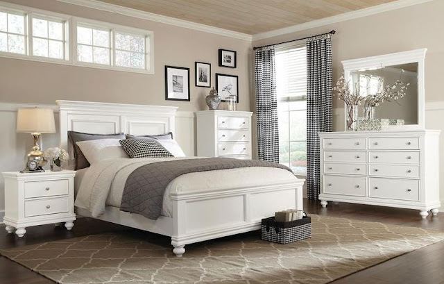 Queen Bedroom - Home Ideas And Ddesigns