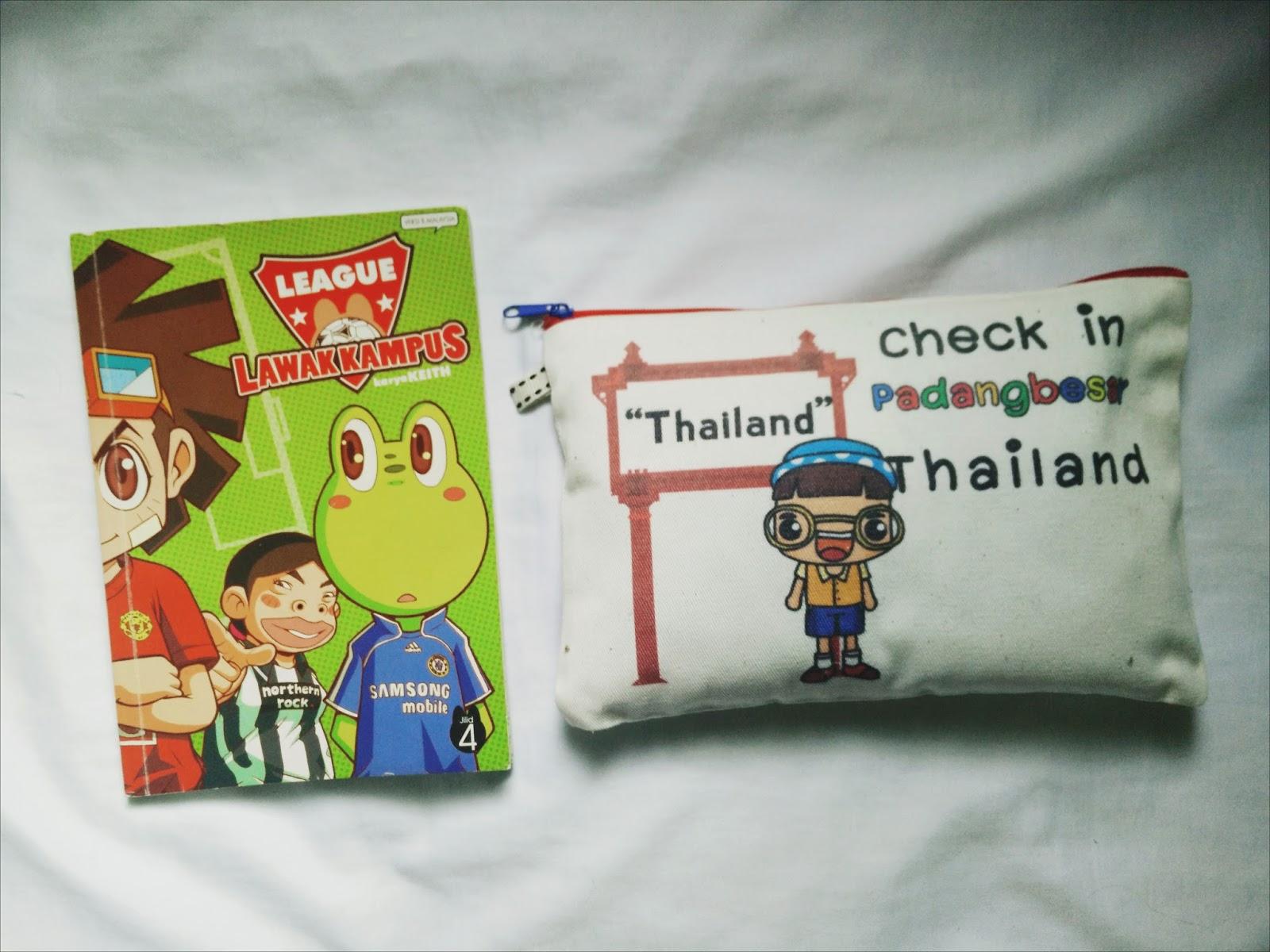 Thailand Pencilcase