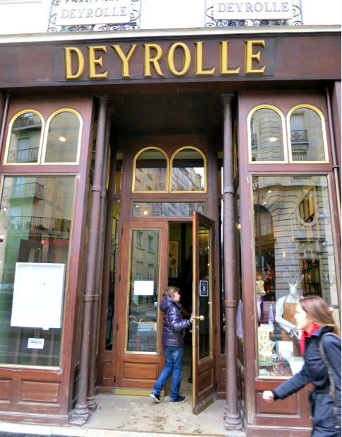 Paris Breakfasts Deyrolle