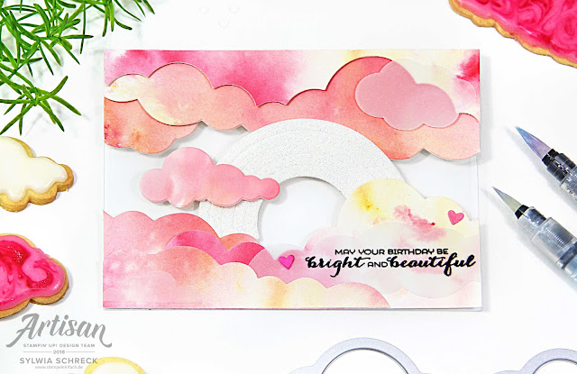Sunshine & Rainbows! Stampin Up!