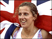Agree, this Sally gunnell nude pics join