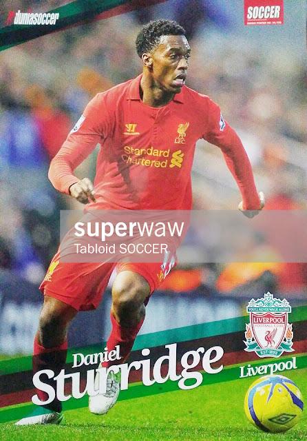 Daniel Sturridge Liverpool 2012