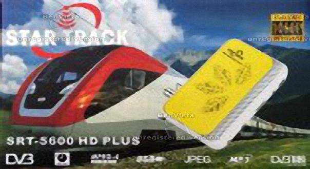 سوفت وير رسيفر StarTrack SRT 5600 HD PLUS بتاريخشهر 4-2016