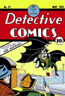 Detective Comics (1937) #27 Cover
