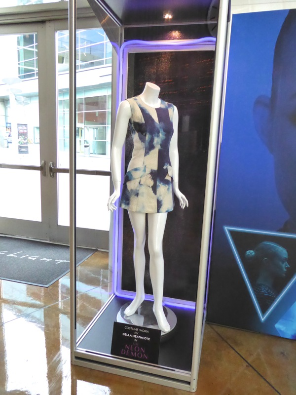 Neon Demon Bella Heathcote film costume