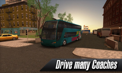 Download Coach Bus Simulator Mod Apk Unlimited Money