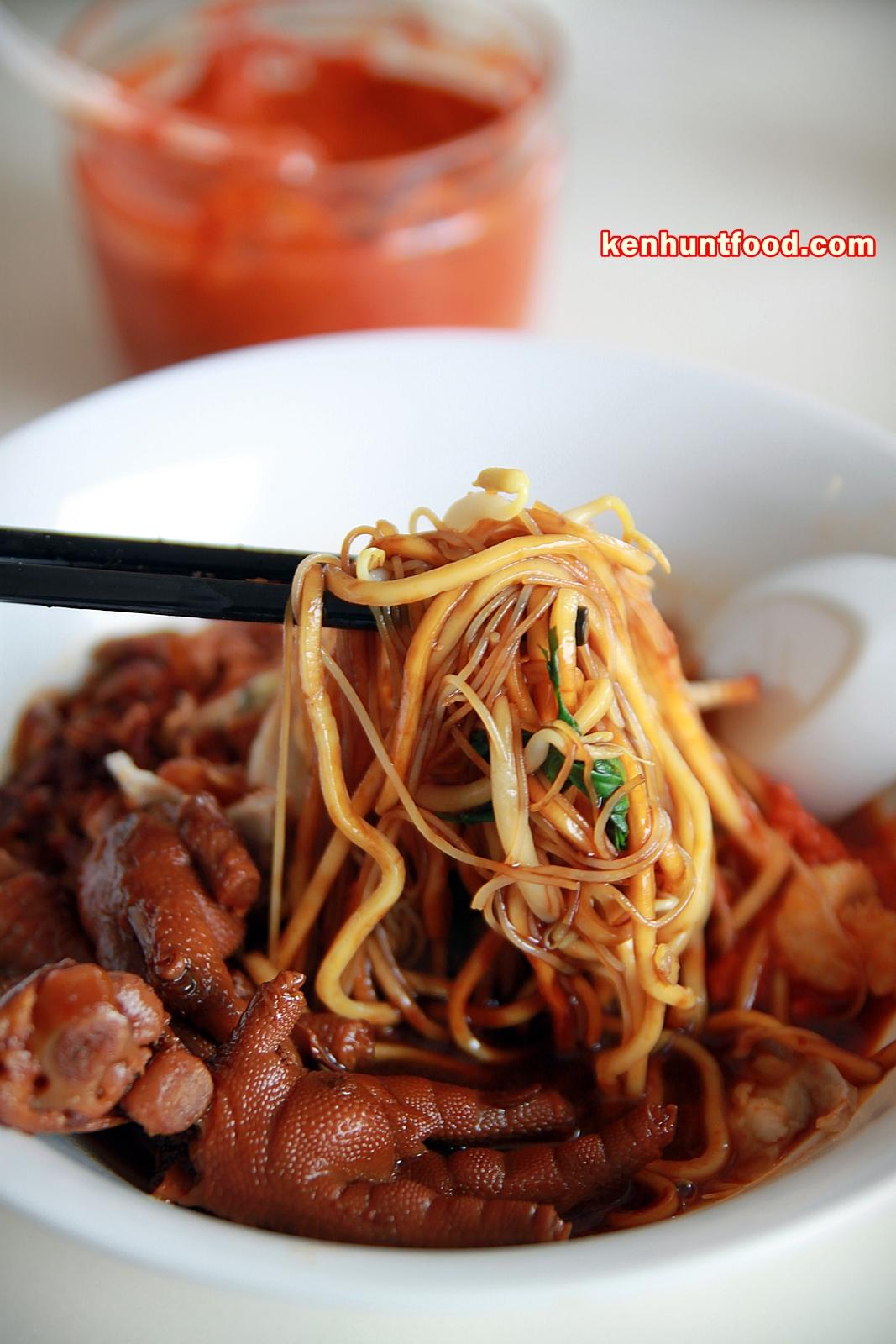 how to cook hokkien prawn mee soup