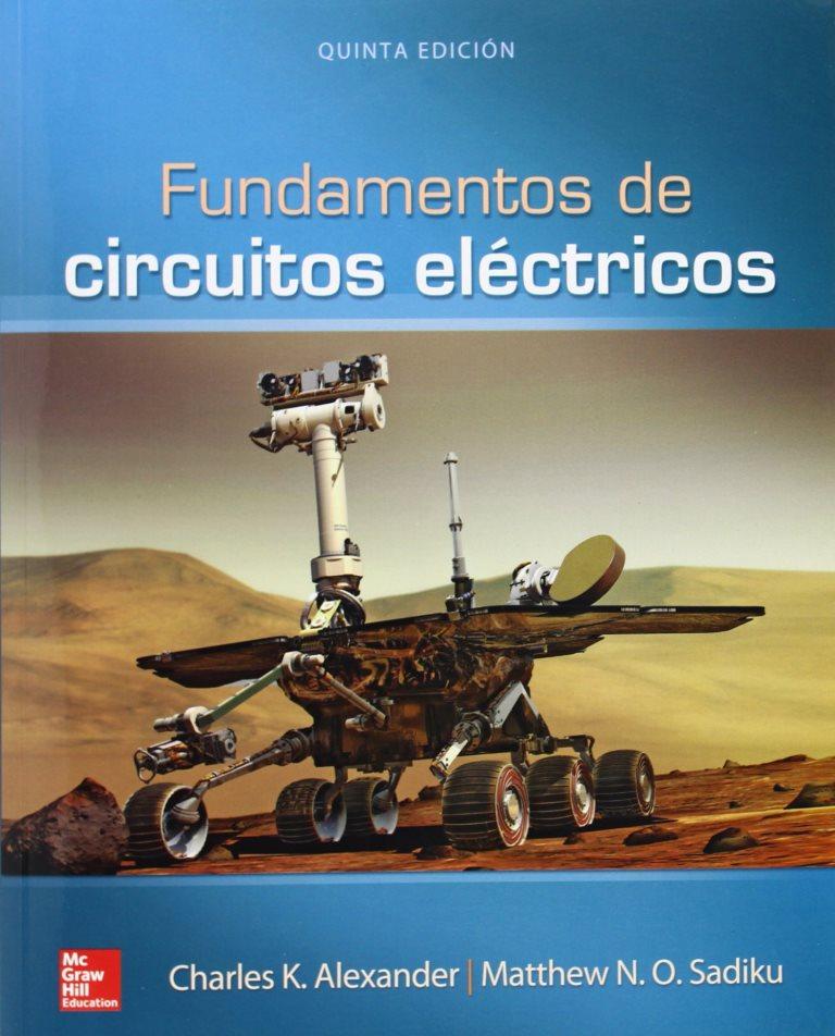 Fundamentos de circuitos eléctricos, 5ta. Edición – Charles K. Alexander