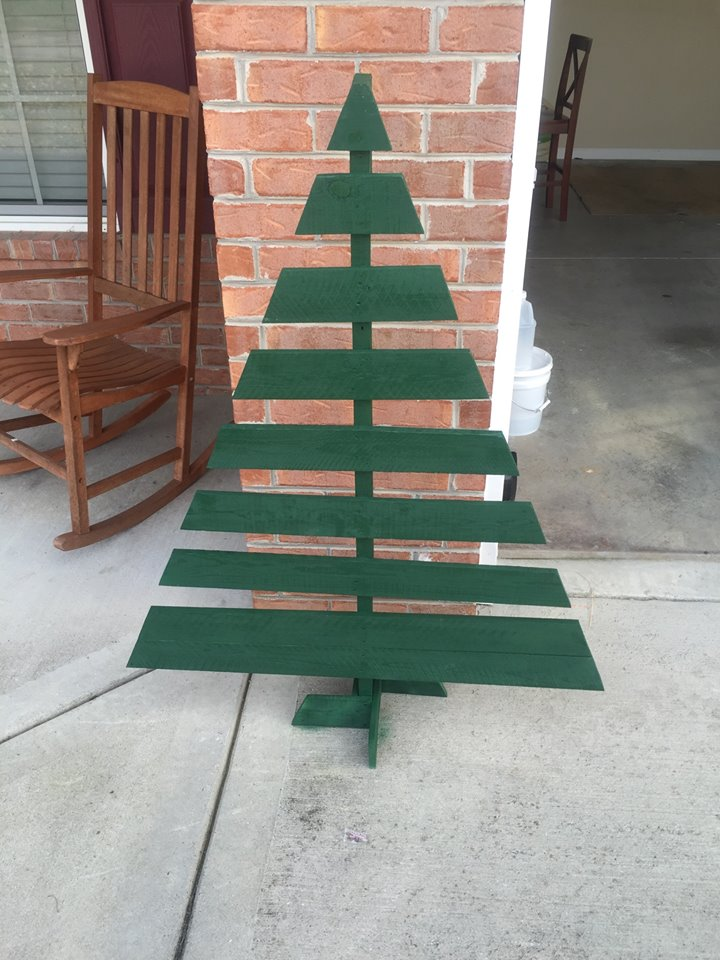 20 Diy Pallet Tree That To Inspire Your Homes Pallets
