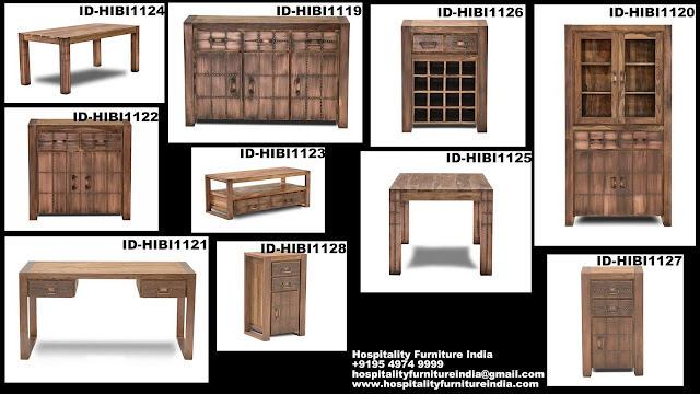 Indian metal furniture