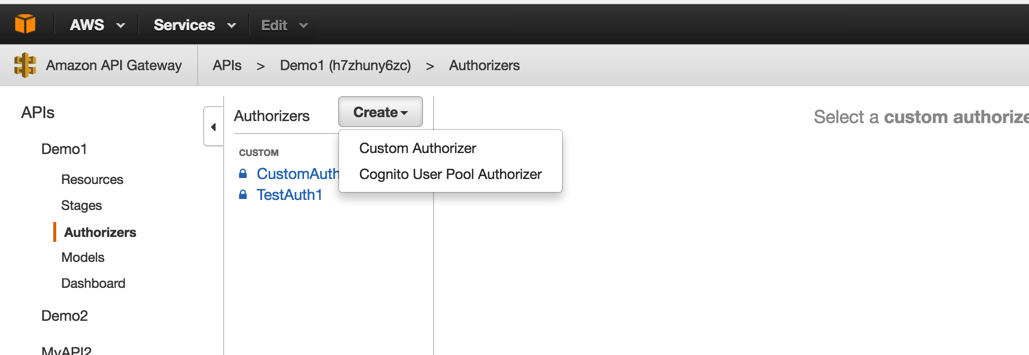 DUSHAN 'S VIEW: Amazon API GW integration with WSO2 IS for OAuth 2 0