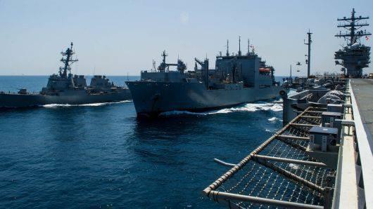 Các tàu chiến của Mỹ