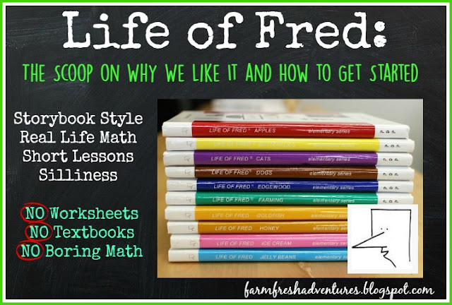 Life of Fred: Why We Like It and How to Get Started