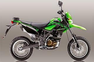 Harga Dan Spesifikasi Kawasaki D-Tracker 150 Terbaru