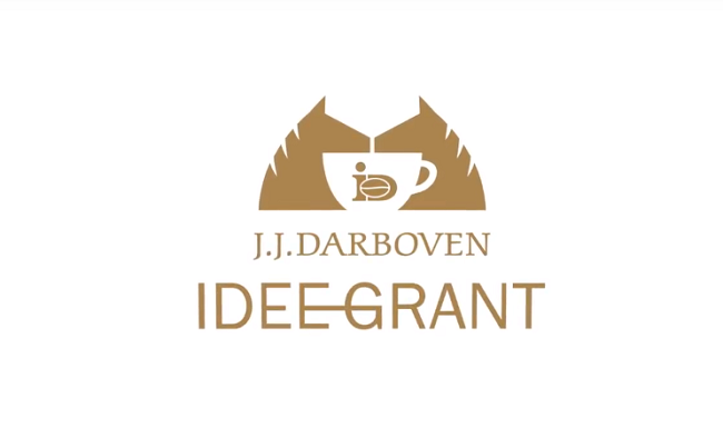 Darboven Idee Grant 2018 - logo