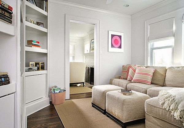gambar ruang tamu minimalis dan sederhana