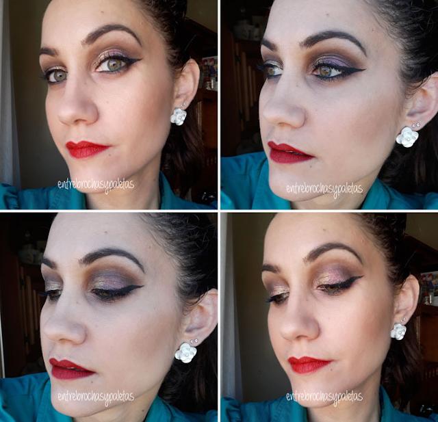 maquillaje pigmento te amo fyrinnae