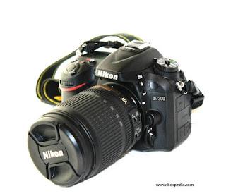 Harga dan Spesifikasi Kamera Dslr Nikon D7300 Terbaru 2016