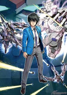 """""""Mobile Suit Gundam Walpurgis"""" el próximo manga de Gundam de Reiji Kaito y Hiyon Katsuragi"""