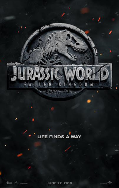 """Jurassic World: Fallen Kingdom"" - Poster"