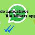 Como enviar arquivos APK via Whatsapp