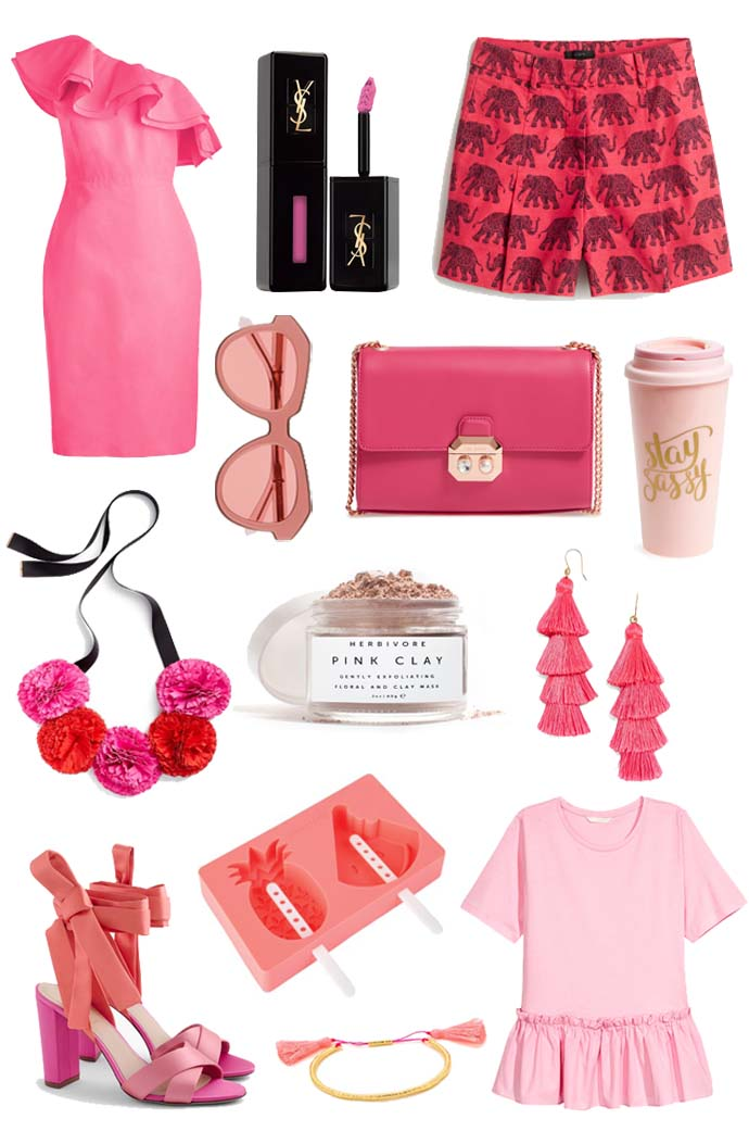 Pink Summer Outfit Inspiration @rachmccarthy7