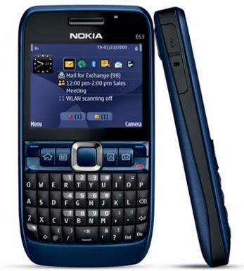 Cara Flashing Nokia E63 Hard Reset Restart Ulang Dunia Hq