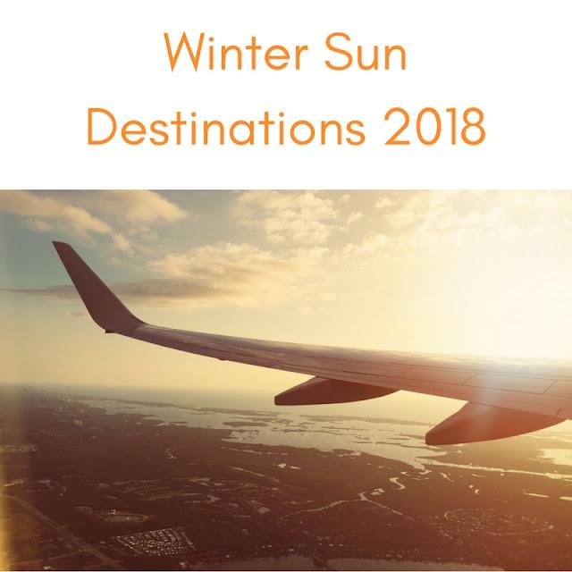 The best winter sun destinations 2018 for Top winter sun destinations