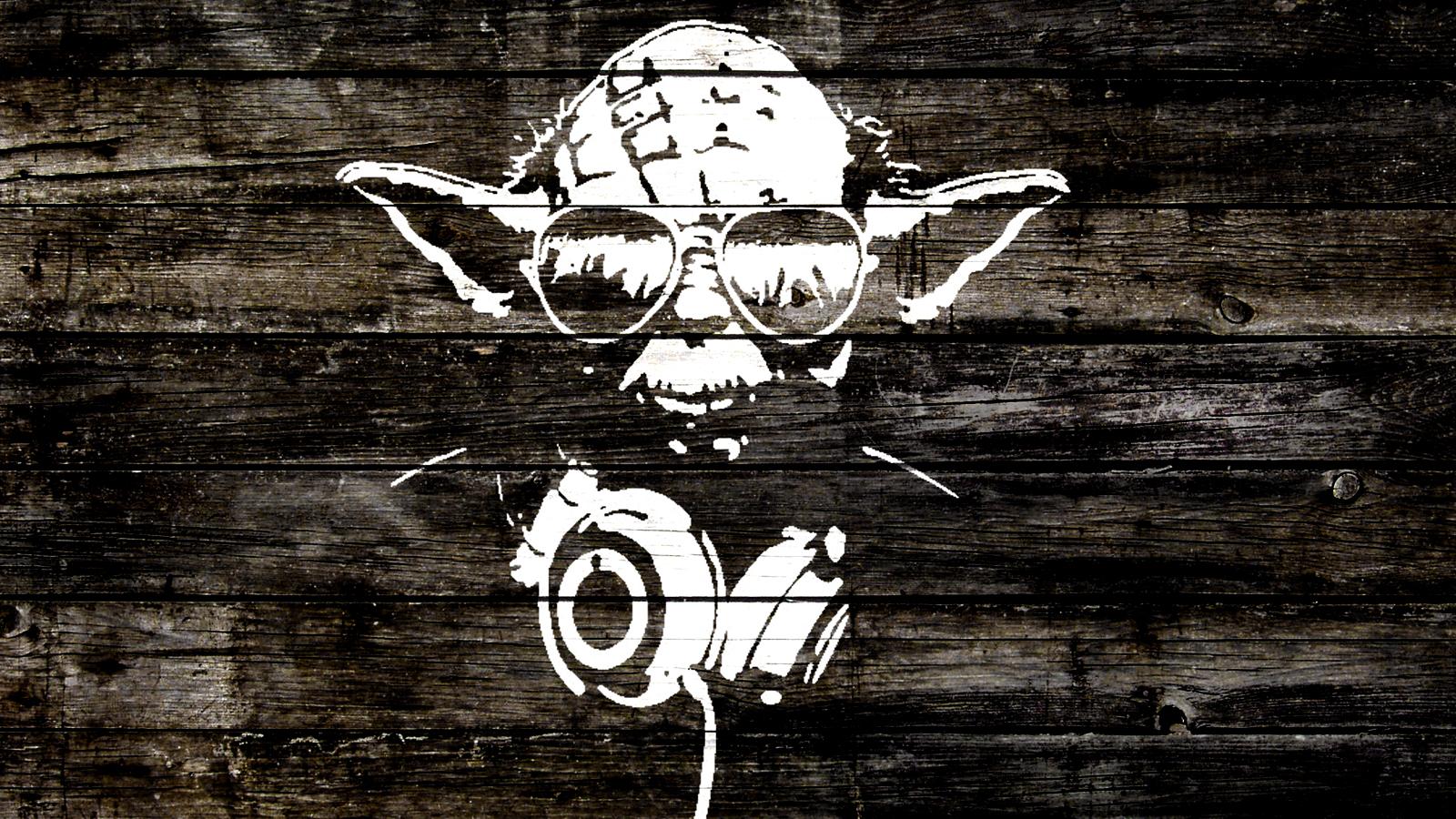 Funny Star Wars Yoda