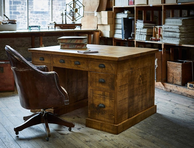 best buy reclaimed wood home office furniture for sale online