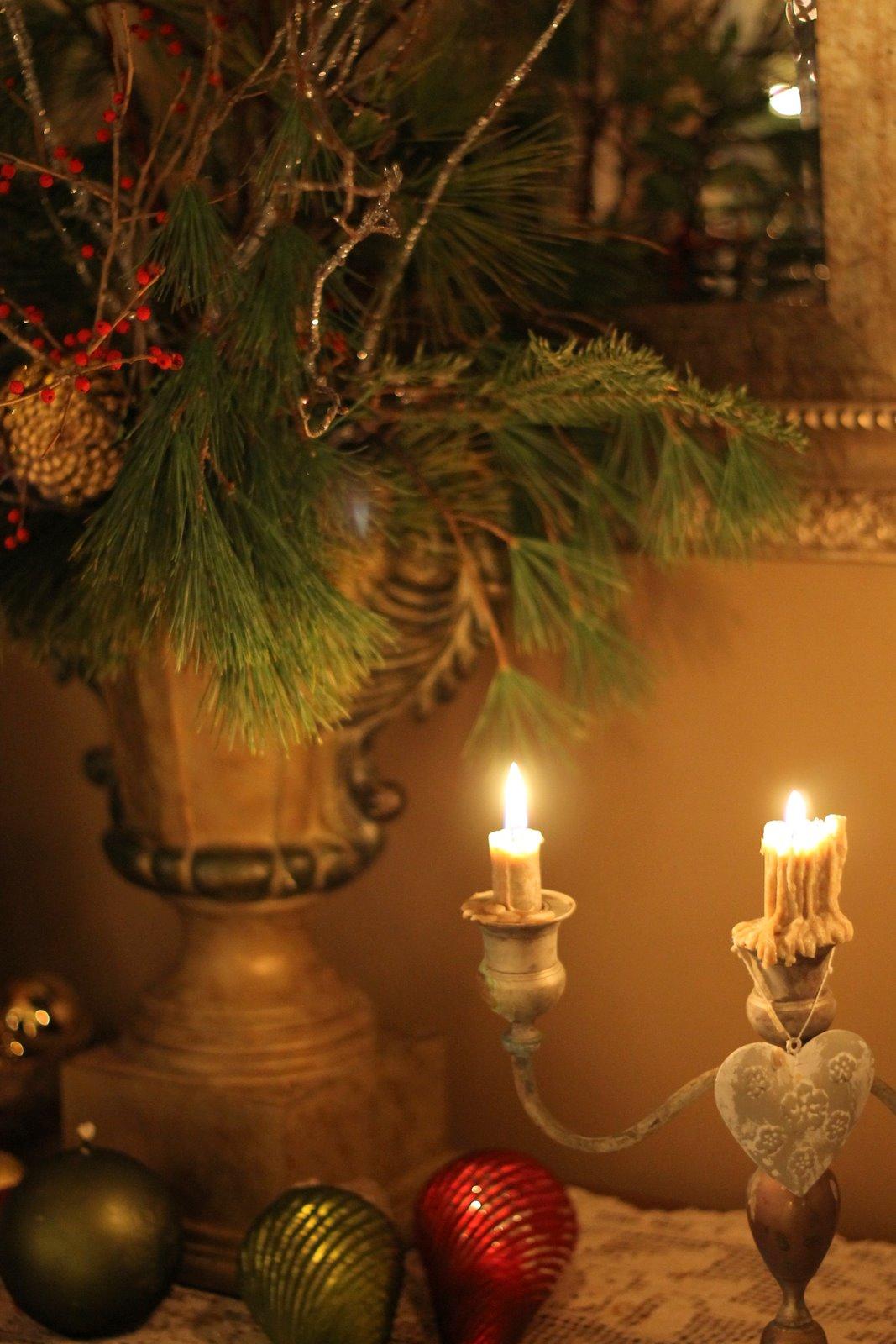 Christmas Tree Tables