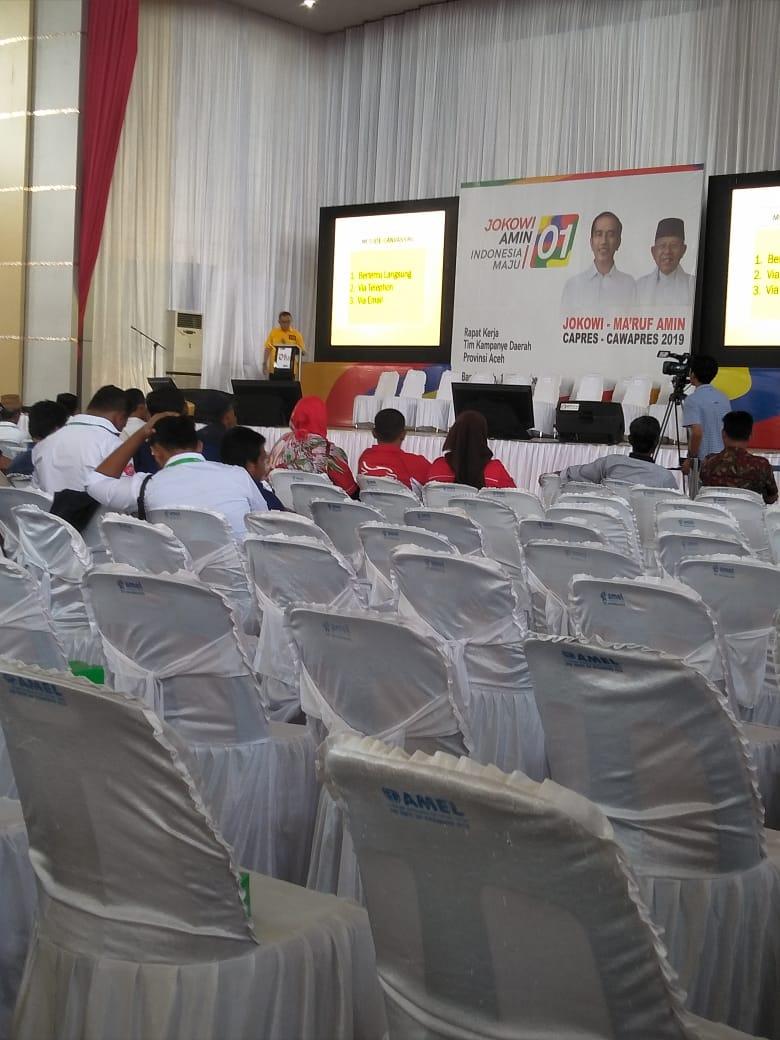 Gara-Gara Ini, Presiden Jokowi Batal Hadiri Temu Relawan di Aceh