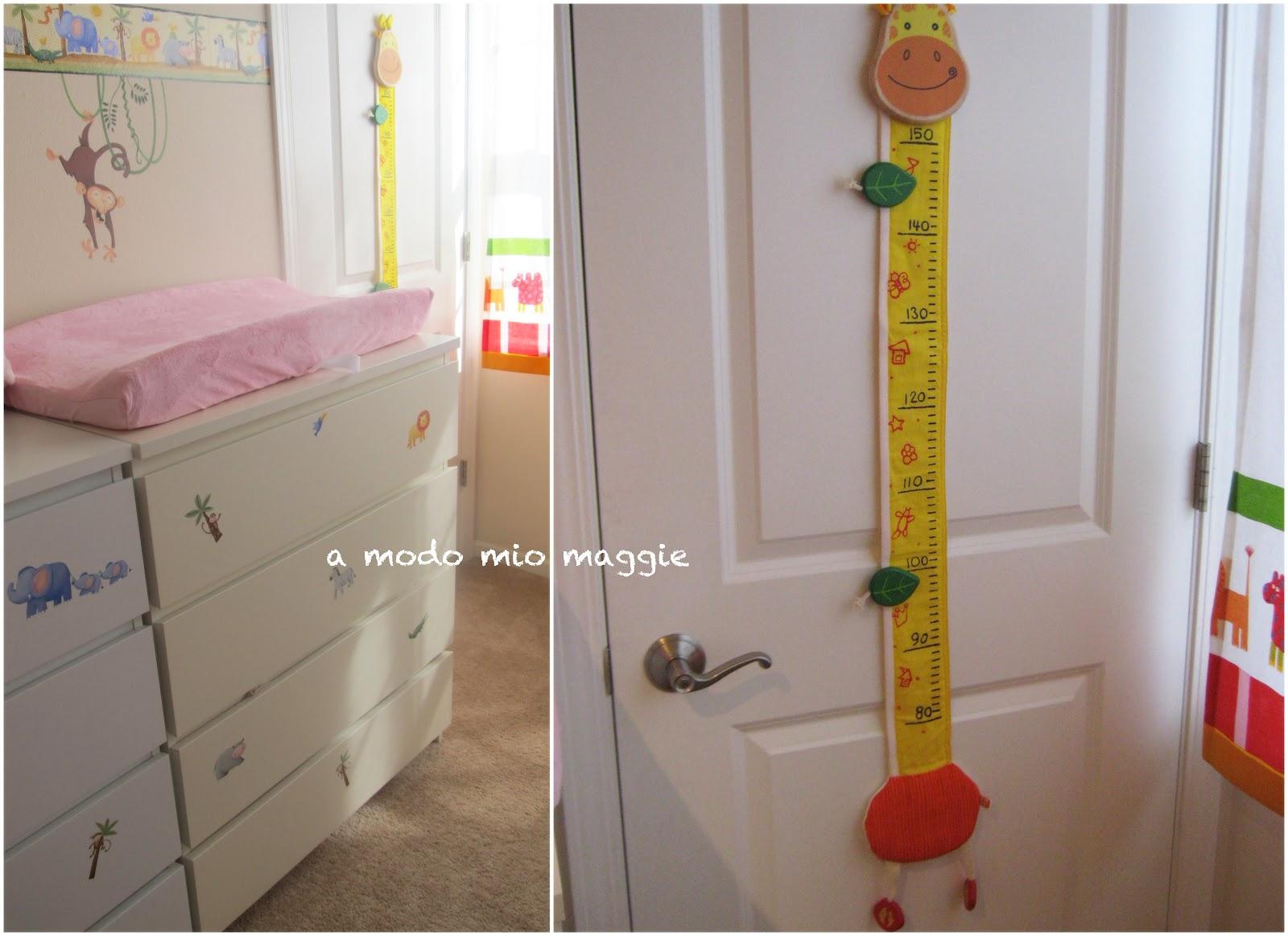 A modo mio ikeasa la camera delle bambine - Fasciatoio con bagnetto ikea ...