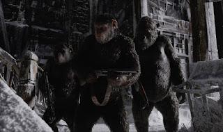 la guerra del planeta de los simios: su reino comienza en un nuevo spot