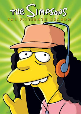 Os Simpsons - 15ª Temporada Desenhos Torrent Download capa
