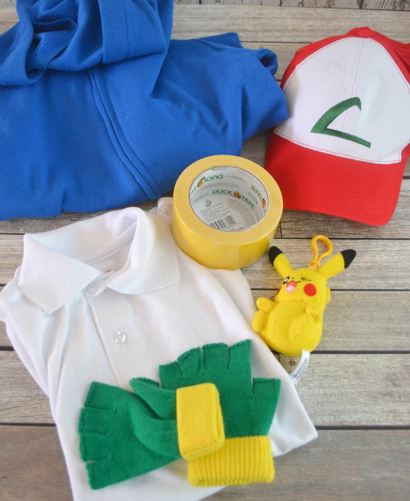 Ash ketchum pokemon diy halloween costume building our story ash ketchum pokemon diy halloween costume solutioingenieria Images