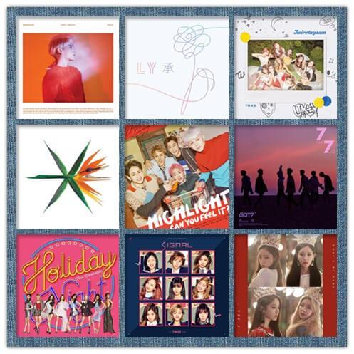 Kpop Albümleri Bahar İndirimleri Devam Ediyor![İNDİRİM]