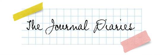 The Journal Diaries- Filofax for kids / Seaweed Kisses