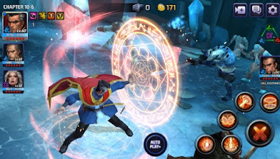 MARVEL Future Fight v2.6.1 Mod Apk Terbaru [Golds, Crystals,Energy]
